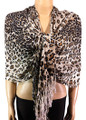 Pashmina Animal Print Assorted Dozen #20