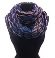 Winter Warm Soft  Infinity Scarf Assorted Dozen  #607b