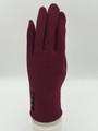 Four Button touch Gloves Assorted dozen # G1059