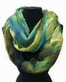 Lightweight Leaves Design Infinity Scarf Assorted Dozen #602