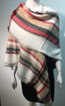 Womens Stylish Shawl  Scarf Assorted Dozen  # P172