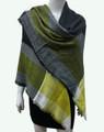 Womens Stylish shawl  Scarf  Yellow # P173-1
