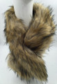 Super Soft Faux Fur Warm Scarf Assorted Dozen #S 80