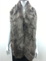 Super Soft Faux Fur Shawls  Assorted Dozen #S 82