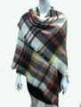Women's Stylish shawl  Scarf  Yellow # P171-10212