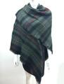 Women's Stylish shawl  Scarf  Dark Green # P171-10221