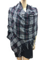 Cashmere Feel shawl  Scarves  # 92-1