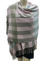 Cashmere Feel shawl  Scarves  # 92-4