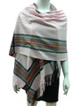 Cashmere Feel shawl  Scarves Pink # 94-4