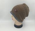Unisex Knit Crochet Oversized Hats Assorted Dozen #H1223