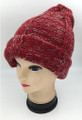 New! Two-tone Knit  Hats  Assorted Dozen #H1180