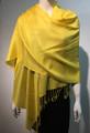 Pashmina Solid Light Yellow #2-50
