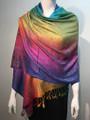 New!  Pashmina Multicolor #149-2