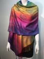 New!  Pashmina Multicolor Assorted Dozen #150