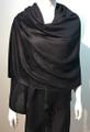 Pashmina Paisley Black  #50-14
