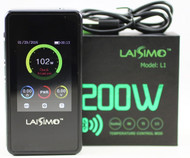 AUTHENTIC LAISIMO L1 200W TC BOX MOD $48.99 CLOSEOUT!