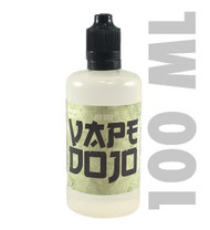 Black Menthol | Vape Dojo By Charlie Noble | 100ml (Special Buy)