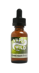 Green Apple Envy  | Vape Wild | 30ml