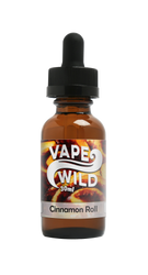 Cinnamon Roll  | Vape Wild | 30ml