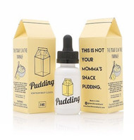 Pudding | The Milkman Eliquid by Vaping Rabbit | 60ml (New Size!)