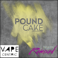 Pound Cake | Teleos Remixed | 30ml 60ml & 120ml options