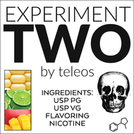 Experiment Two | Teleos Core | 30ml