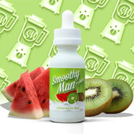 Watermelon Kiwi | Smoothy Man | 120ml (Super Deal)