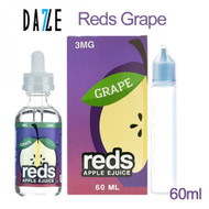 Reds Grape  | Reds Apple Ejuice by 7 Daze | 60ml