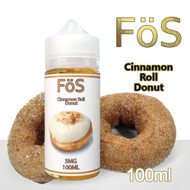 Cinnamon Roll Donut| FoS | 100ml