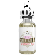 Strawberry Milk | MOO ELiquids