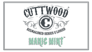 Manic Mint | Cuttwood Reimagined | 60ml (Super Deal)