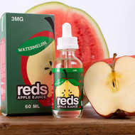 Reds Watermelon  | Reds Apple Ejuice by 7 Daze | 60ml
