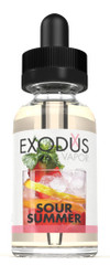 Sour Summer | Exodus Vape Co | 30ml 60ml & 120ml options