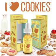 I Love Cookies | Mad Hatter Juice | 120ml | 0mg (Overstock)