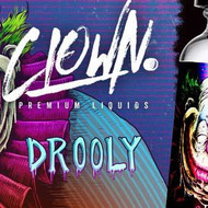 Drooly  | CLOWN | 60ml and 120ml options (New!)