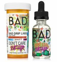 Don't Care Bear | Bad Drip | 30ml & 120ml options (Special Buy)