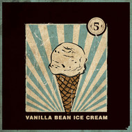 VANILLA BEAN ICE CREAM BY THE VAPOR HUT 30 ML FOR ONLY $7.99 CLOSE OUT!
