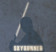 SKYRUNNER BY THE VAPOR HUT 30 ML FOR ONLY $7.99! CLOSE OUT!