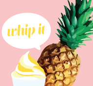 Pineapple Froyo | Whip It by CRFT Labs | 30ml