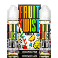 Tropical Pucker Punch | Fruit Twist | 120ml