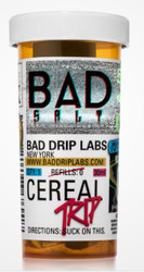 Cereal Trip (Nic Salt) | Bad Drip Salts E-Liquid | 30ml