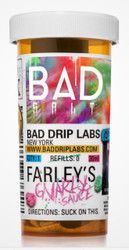 Farley's Gnarly Sauce  (Nic Salt) | Bad Drip Salts E-Liquid | 30ml