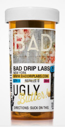 Ugly Butter (Nic Salt) | Bad Drip Salts E-Liquid | 30ml