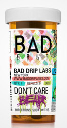 Don't Care Bear (Nic Salt) | Bad Drip Salts E-Liquid | 30ml