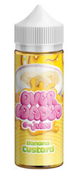 Banana Pudding Custard | OverLoaded E-Liquid by Ruthless | 120ml