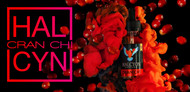 CRAN CH ' I BY HALCYON VAPORS ONLY $11.99  PER 30 ML BOTTLE!