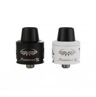 AUTHENTIC MUTATION X S MINI RDA BY INDULGENCE $12.99 CLOSEOUT!