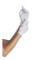 Wrist Length Spandex Gloves