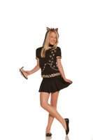 Feisty Feline Costume