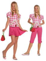 Strawberry Sweetie Costume